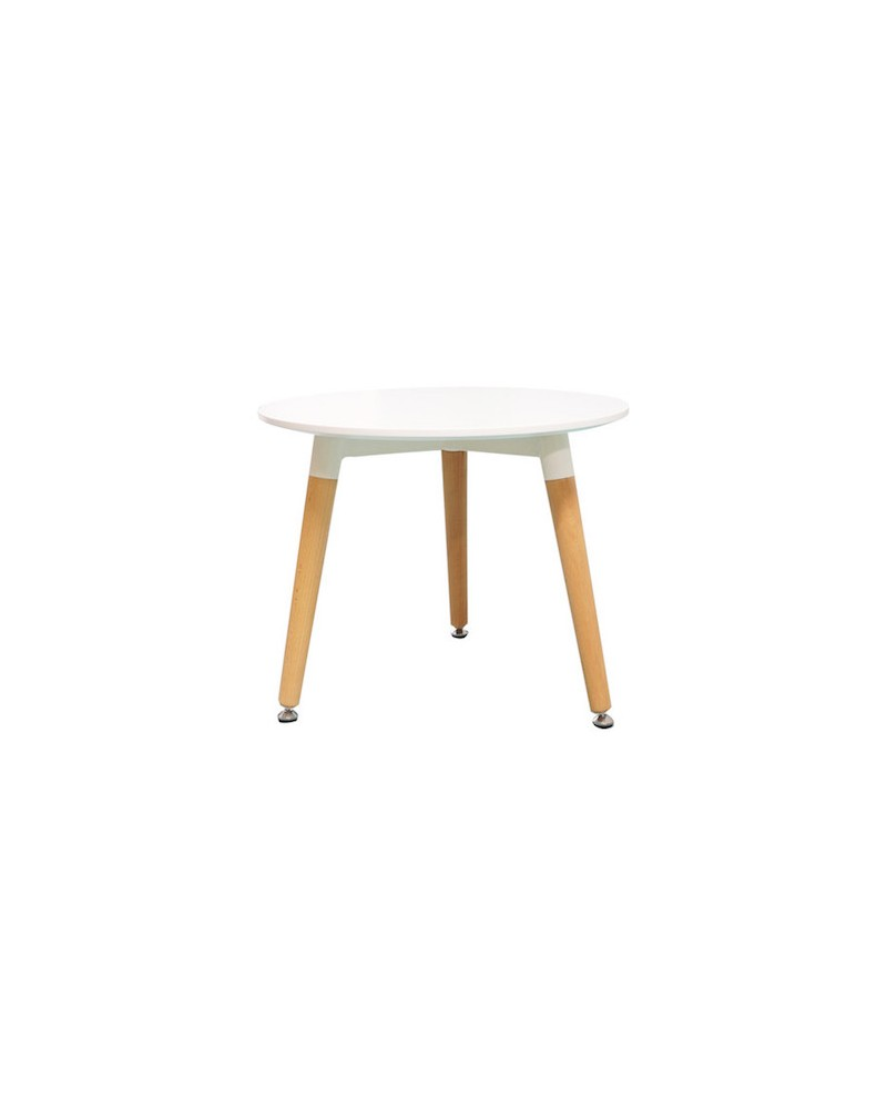 Groovy Nordic Side Table Round 60 Aryana Home Download Free Architecture Designs Rallybritishbridgeorg